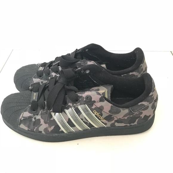 dd8bebc76da86 adidas Other - Adidas shell toe camouflage shoes